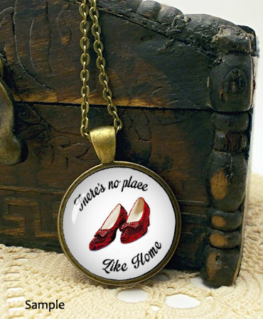 ruby slippers pendant images
